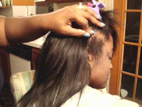 No Braids Sew -in