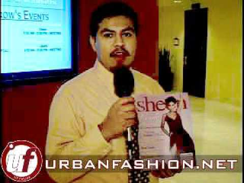 SHEEN Magazine's Editor speaks to Fashion Designers