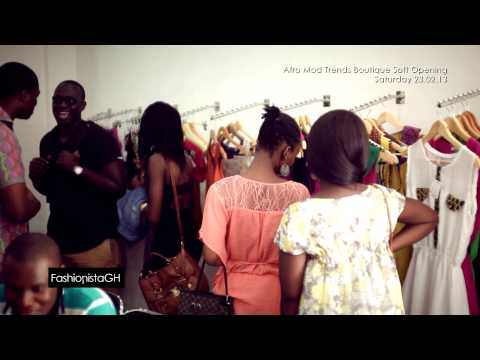 Afro Mod Trends Boutique _Soft Opening