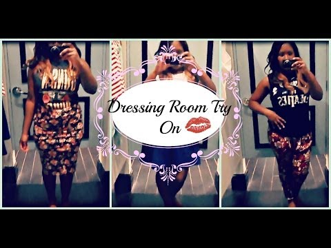 {Inside The Fitting Room} Spring 2014 Clothing & Fashion From Forever 21