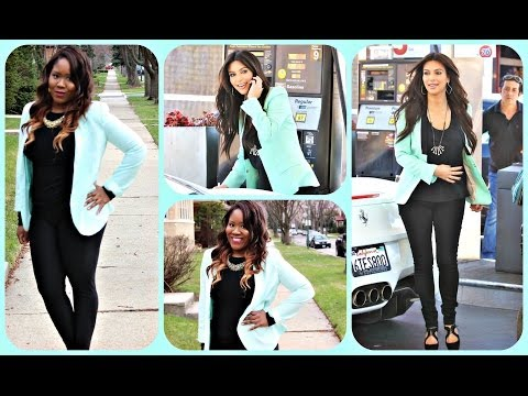 Celebrity Look for Less | Kim Kardishian - OOTD