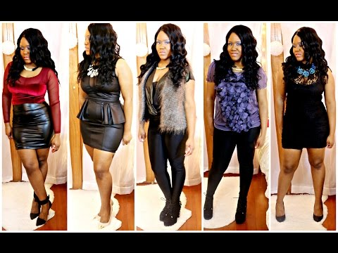 December Lookbook | New Years Eve Outfit Ideas