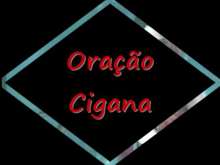 Oração Cigana
