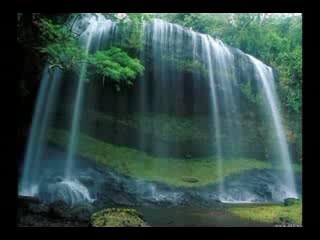 A Magia das Cachoeiras.