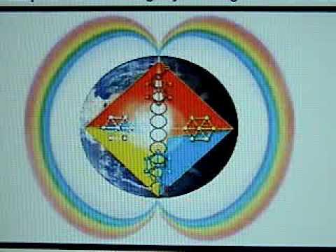 "1/2 Visualizacion ""El puente de arcoiris circumpolar""  -  Jose Arguelles"