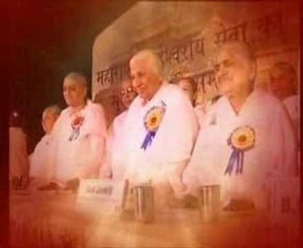Om shanti -- Brahma Kumaris