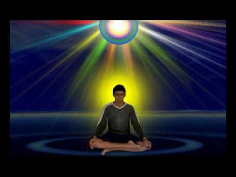 Meditação com os 12 raios, visualização completa
