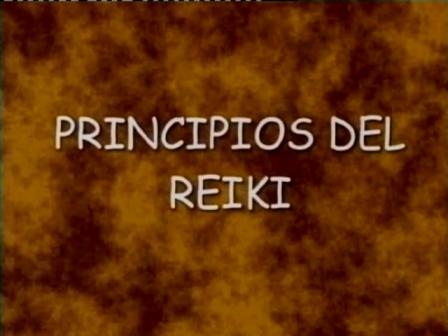 4 Principios del Reiki