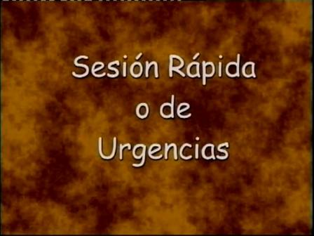 13 Sesion de Urgencia Reiki
