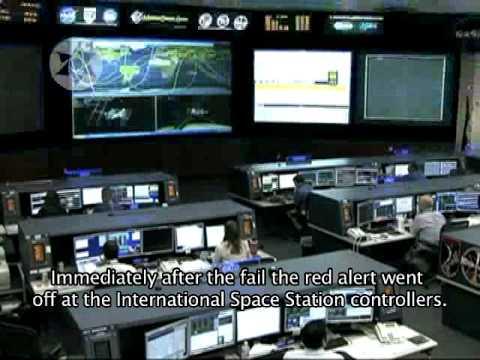 La Estación Espacial Internacional en Peligro?