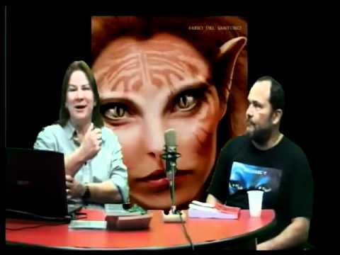 FABIO DEL SANTORO - FELINOS E REPTILIANOS - PROGRAMA ENIGMAS