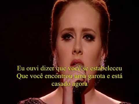 Adele - Someone Like You (Legendado).wmv
