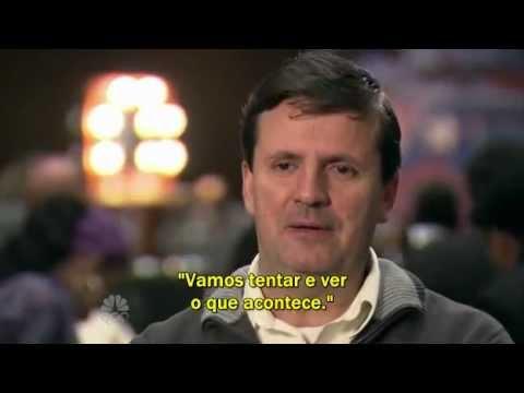 LUIZ  MENEGHHIN  — Brasileiro no America's Got Talent | Audições em São Francisco (legendado)