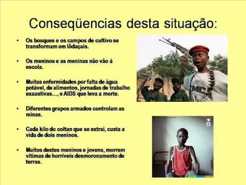 O COLTAN - O Ouro cinza do Congo.wmv