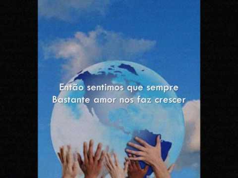 ♥ TRIBUTO A PAZ - MICHAEL JACKSON - HEAL THE WORLD Cure o Mundo Legendado pt