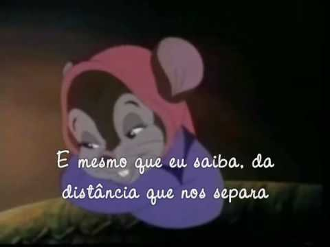 Somewhere out there - An American Tail