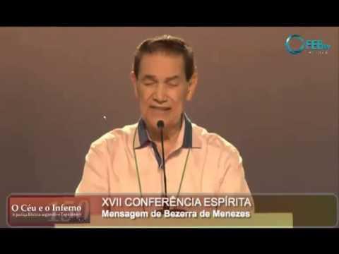 Mensagem de Bezerra de Menezes pela psicofonia de Divaldo Franco 15/03/2015