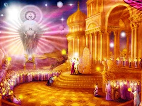 Apresento a Hierarquia Espiritual