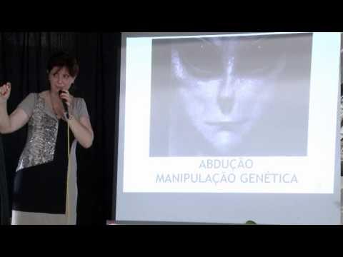 MARGARETE ÁQUILA - GOVERNO OCULTO E CONTROLE MENTAL