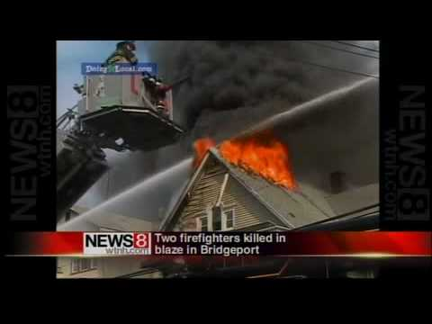Two Bridgeport firefighter perish battling house fire