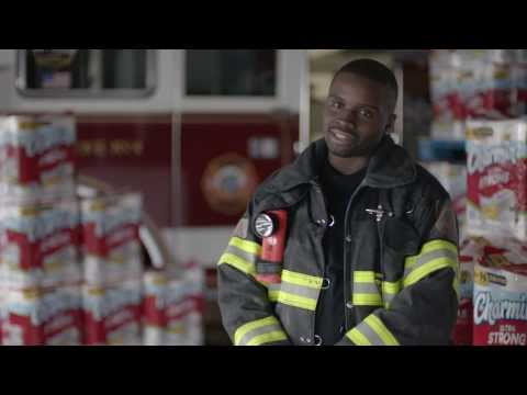 Charmin Relief Project - Fire Station (Moonachie, NJ)