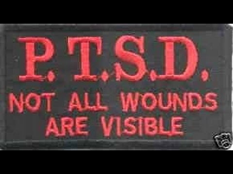 "PTSD Support ""Our Time, Our Turn"" Ann M. Wolf - Because losing one, is one too many."