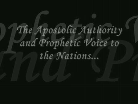 Voice of Zion Ministries, Int'l