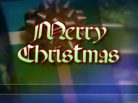 Christmas Greeting 2008
