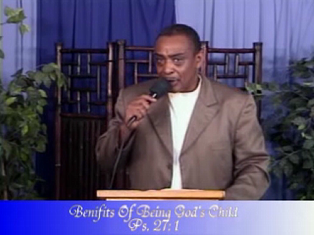 Benifits Of Being God's Child