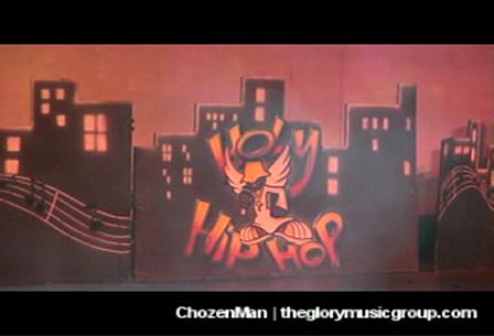 ChozenMan - Holy Hip Hop Awards 2009