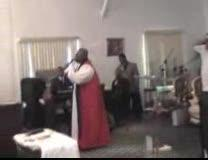 My Ordination as Pastor and Elder March 25 2005
