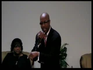 Pastor James Sturdivant
