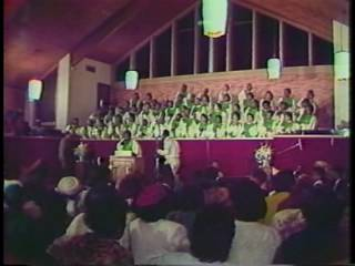 """""""Let's Go Back (To The Old Landmark)"""" - Bishop Jeff Banks and the Revival Temple Mass Choir"""
