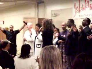 my sound a prophetic song that been prophetically sung by my friend prophetess diane palmer