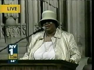"Aretha Franklin ""Amazing Grace"""