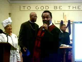 Bishop L.F. Thuston