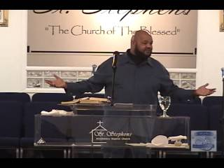 "St. Stephens COTB - Sermon ""The Baseball Story"""