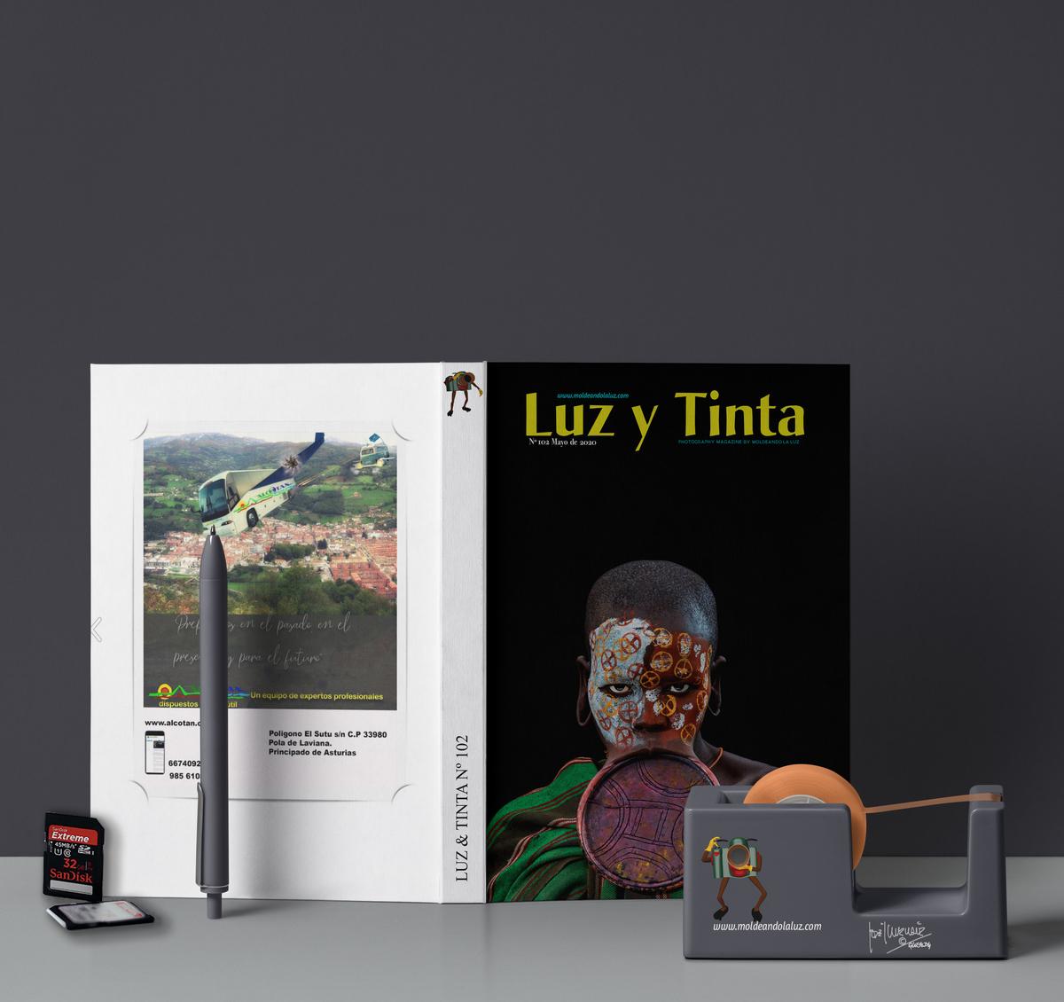 Luz y Tinta Nº 102 Junio de 2020
