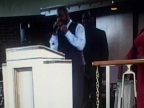 "Pastor Darryl Coleman ""Do Something."""