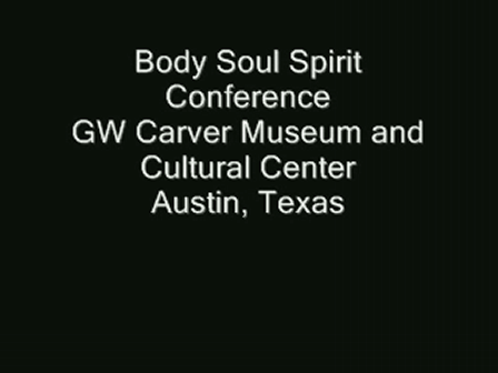 Body Soul Spirit Conference