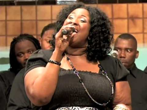"""Gospel Bash 2009 """"Nikki Ross"""" I Surrender All"""