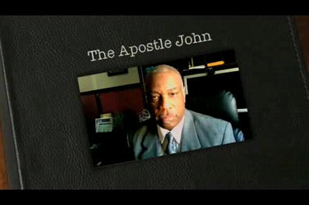 Five Minute Bible Study: The Apostle John