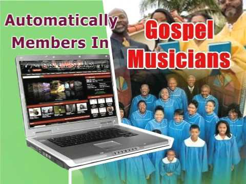Need a Gospel Musician for your church? GospelMusicianJobs.com