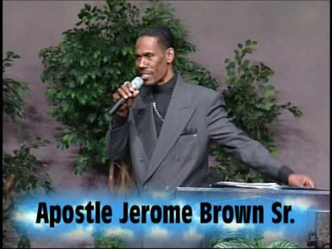 Ten characteristics of anointing resistant people! APOSTLE JEROME BROWN