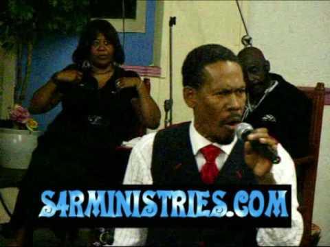 TROUBLE MAN!!! APOSTLE JEROME C. BROWN SR.