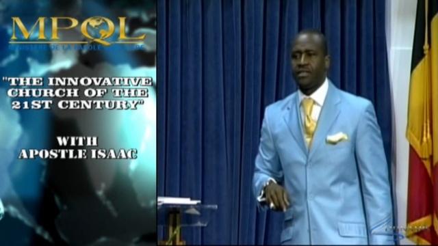 Apostle Patrick Isaac