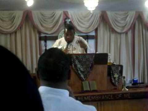 Bishop prather preaching part 2