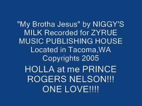 "Soul Gospel Rock DEMO""My Brotha Jesus"" by NIGGY'S MILK"