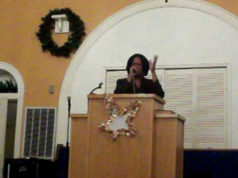 Prophetess Karen Washington/Part II