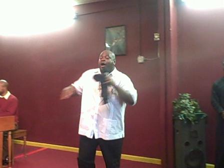 PREACH APOSTLE